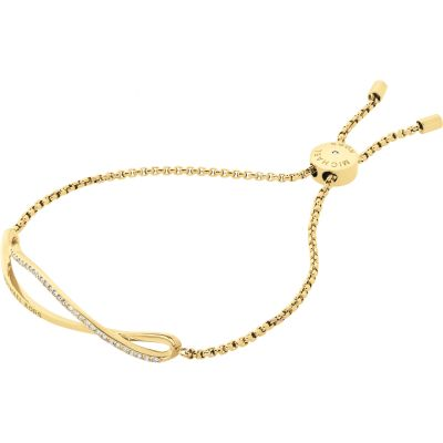 Ladies Michael Kors Stainless Steel Brilliance Collection Brilliance Bracelet MKJ6617710