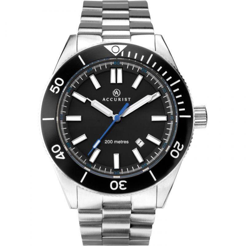 Mens Accurist Signature Watch