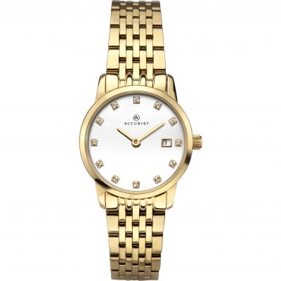 Accurist Signature Ladies Bracelet Watch 8296