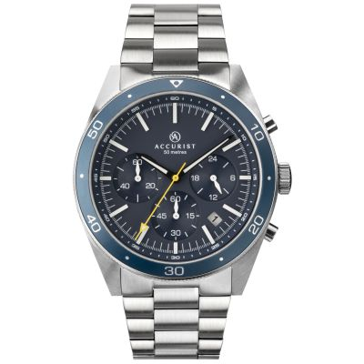 Accurist Men's Chronograph Bracelet Watch 7274