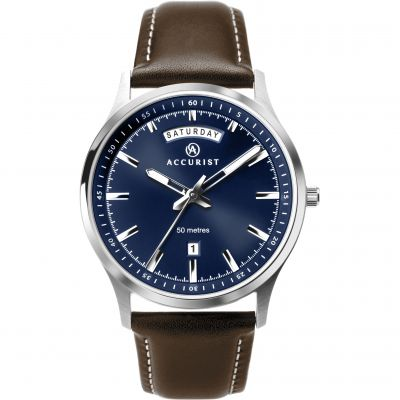 Accurist Men's Strap Watch 7262