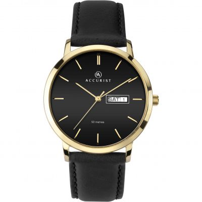 Accurist Men's Strap Watch 7259