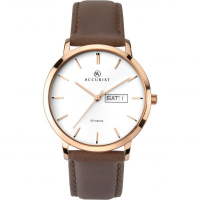 Accurist Men's Strap Watch 7260