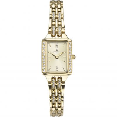 Accurist Womens' Stone Set Bracelet Watch 8285
