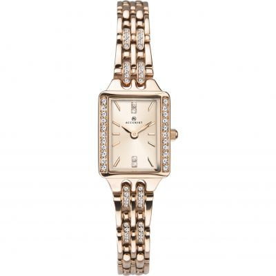 Accurist Womens' Stone Set Bracelet Watch 8286