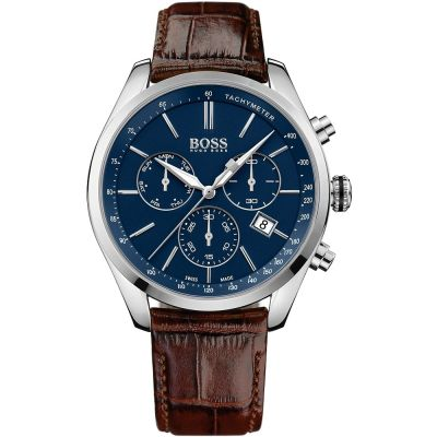 Hugo Boss Swiss Made 2 Chronograph Watch 1513395