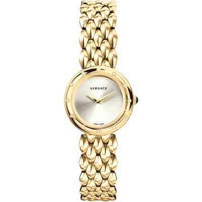 Versace V Flare Diamond Watch VEBN0080018