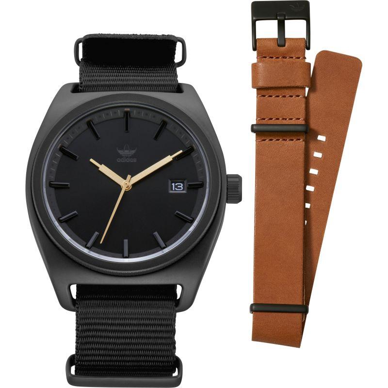 Adidas Originals Process_PK2 Extra Strap Gift Set Watch