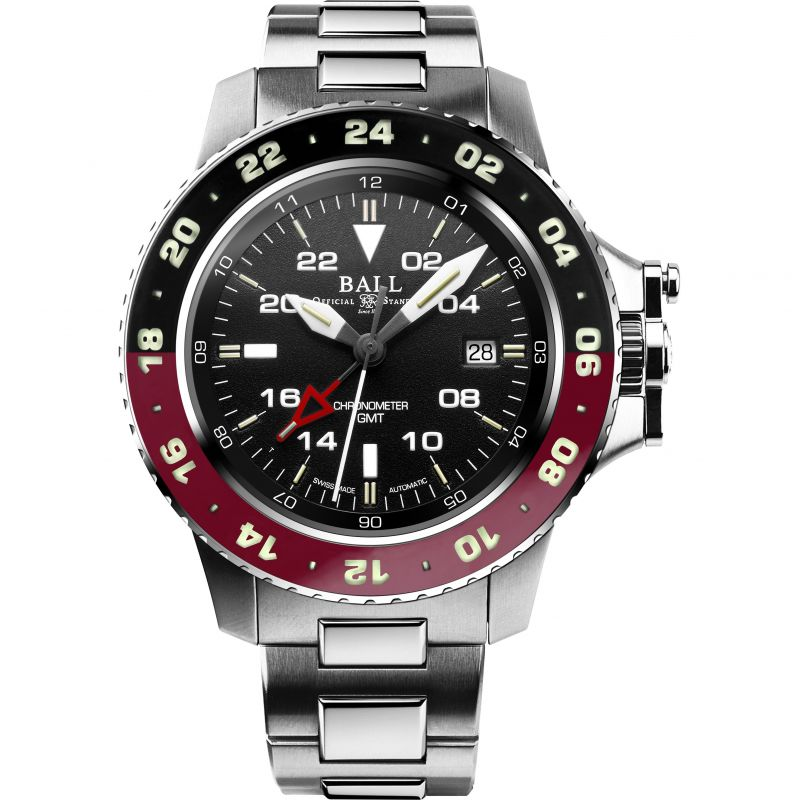 Ball Engineer Hydrocarbon AeroGMT II Watch