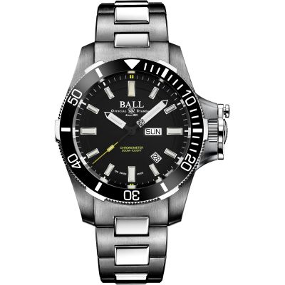 Montre Ball Engineer Hydrocarbon Submarine Warfare Ceramic DM2236A-SCJ-BK