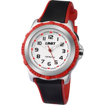 Limit Active Kinderenhorloge Zwart 5598.69