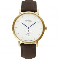 LLARSEN Nikolaj Watch 143GWD3-GWOOD20