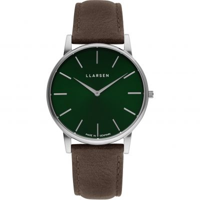 LLARSEN Watch 147SFS3-SWOOD20