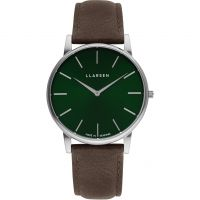 LLARSEN Oliver Watch 147SFS3-SWOOD20