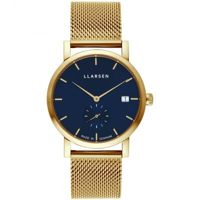 LLARSEN Watch 137GDG3-MG18