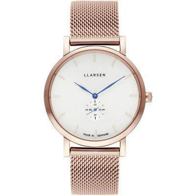 LLARSEN Josephine Watch 144RWD3-MR3-18