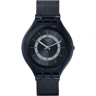 Montre Unisexe Swatch Skinknight SVUB105M