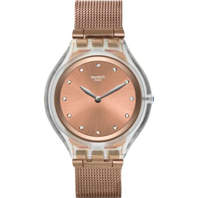 Swatch Skinelli Dameshorloge Rose Gold SVUK102M