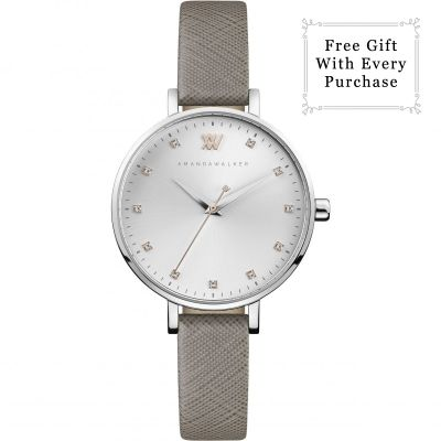 Amanda Walker Florence Watch AW011SLLGY