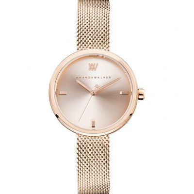 Amanda Walker Rose Watch AW0012RSRS