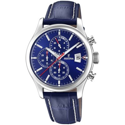 Festina Mens Chrono Watch F20375/2