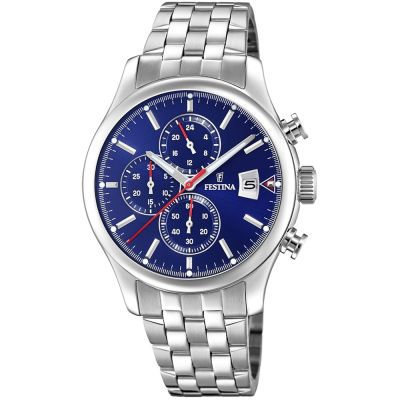 Festina Mens Chrono Watch F20374/2