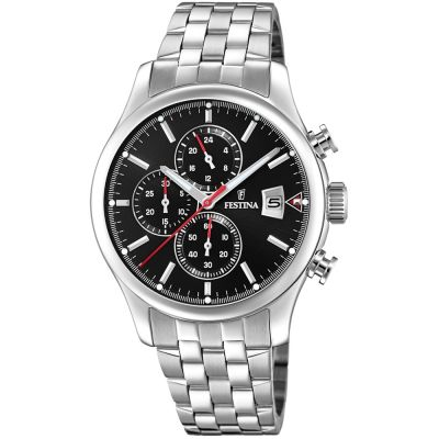 Festina Mens Chrono Watch F20374/3