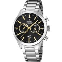Festina Mens Chrono Watch F16826/F