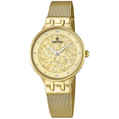 Festina Ladies Watch with Swarovski Crystals F20386/2