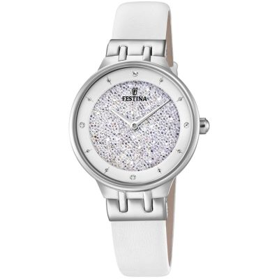 Festina Ladies Watch with Swarovski Crystals F20404/1