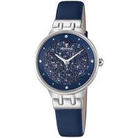 Festina Ladies Watch with Swarovski Crystals F20404/2