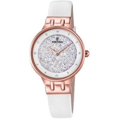 Festina Ladies Watch with Swarovski Crystals F20406/1
