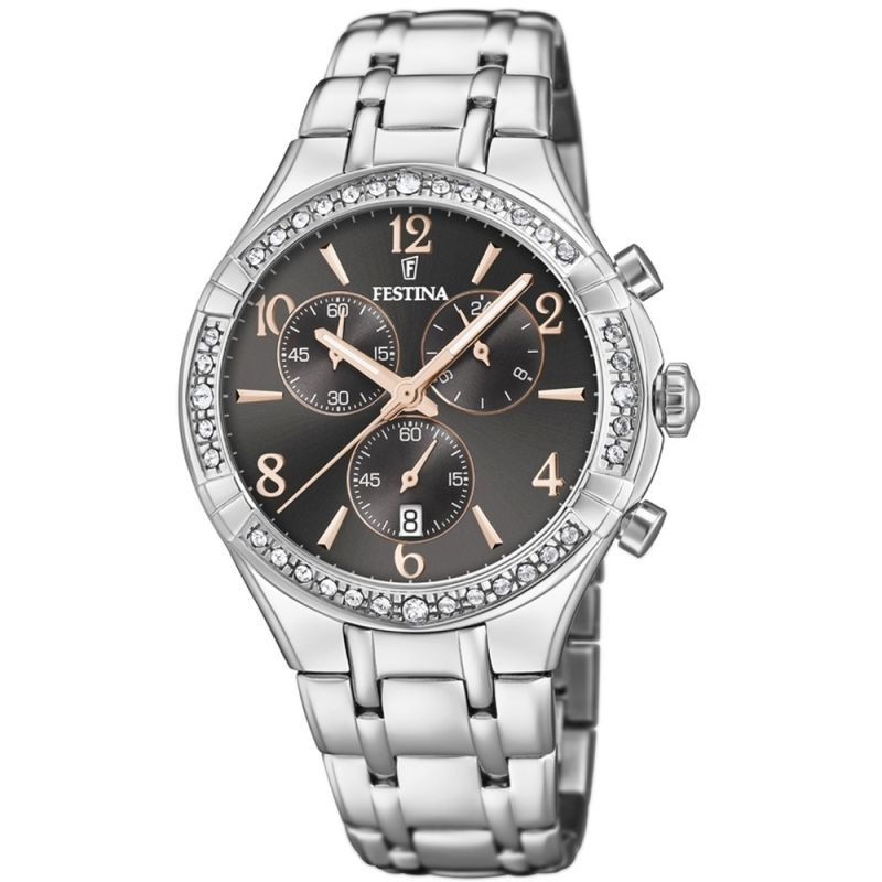 Ladies Festina Chronograph Watch