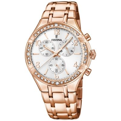 Festina Ladies Chrono Watch F20393/1