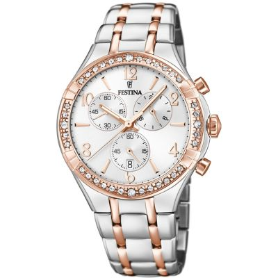 Festina Ladies Chrono Watch F20394/1