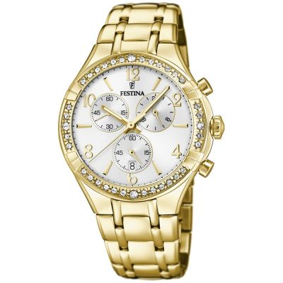 Festina Ladies Chrono Watch F20395/1