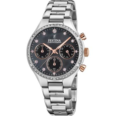 Festina Ladies Chrono Watch F20401/4