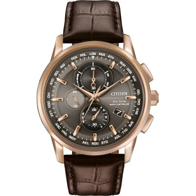 Citizen Unisexuhr AT8113-04H