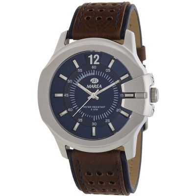 Gents Marea Triple Time Watch B54124/2