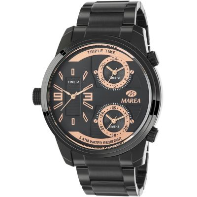 Gents Marea Triple Time Watch B54131/3