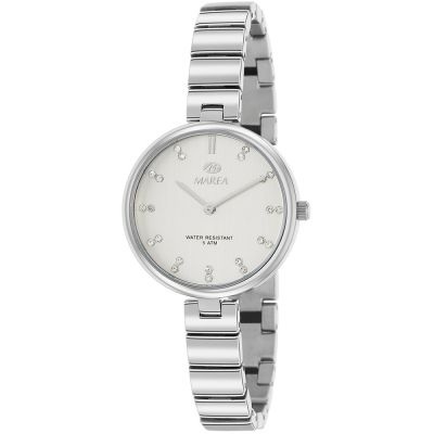 Ladies Marea  Steel Watch B54140/4