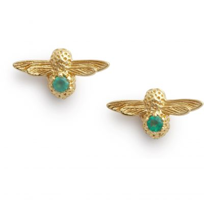 Joyería para Mujer Olivia Burton Jewellery Celebration Bee Studs Earrings OBJAME99