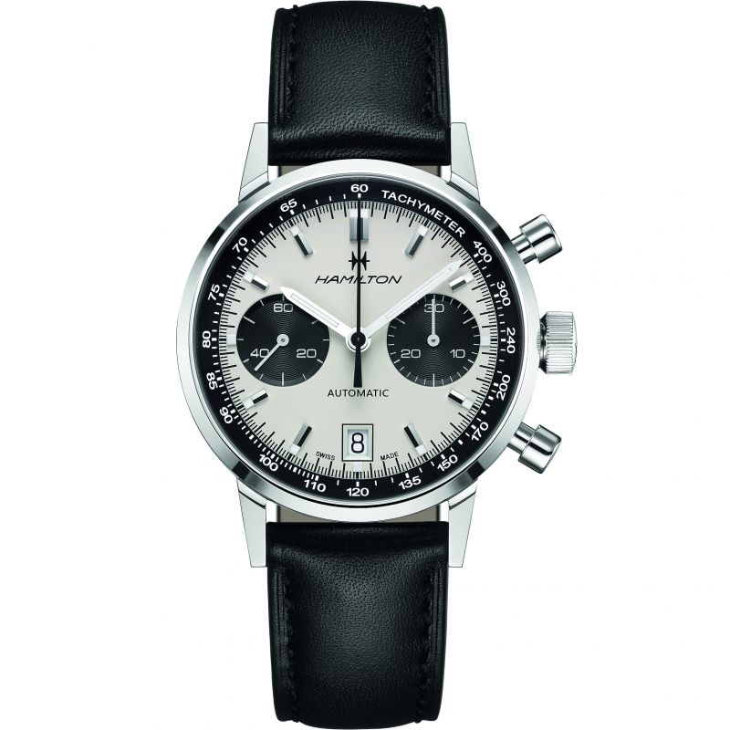 Mens Hamilton Intramatic Automatic Chronograph Watch