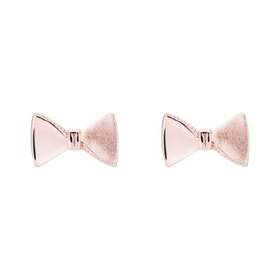 Ladies Ted Baker Tayal Tux Bow Stud Earring TBJ2020-24-03