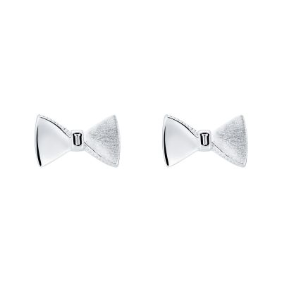 Ladies Ted Baker Tayal Tux Bow Stud Earring TBJ2020-01-03