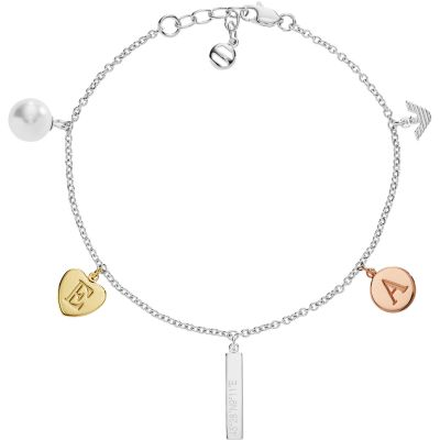 8f3f52052a59f Bijoux en argent Emporio Armani   FR   Watch Shop™