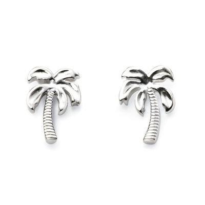 Biżuteria Beginnings Palm Tree Earrings E5571