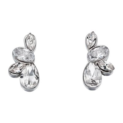 Biżuteria Fiorelli Jewellery Clustered Stud Earrings XE1494C