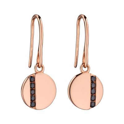 Biżuteria Fiorelli Jewellery Baguettes Earrings E5649B