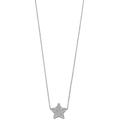 Biżuteria Fiorelli Jewellery Star Pave Necklace N4261C